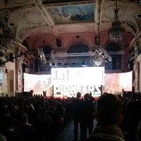 Снимок сделан в Hofburg Festsaal пользователем Raphael S. 10/29/2014