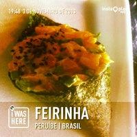 Снимок сделан в Feirinha Hippie пользователем Marcelo P. 11/3/2013