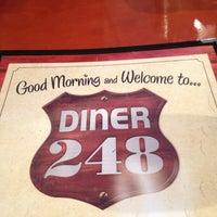 Foto scattata a Diner 248 da Kumo il 3/2/2013
