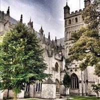 10/13/2012에 Steven A.님이 Exeter Cathedral에서 찍은 사진