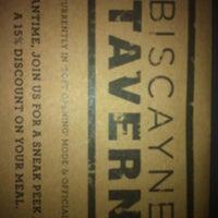 Foto scattata a Biscayne Tavern da Jorge R. il 3/30/2013