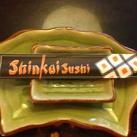 Foto scattata a Shinkai Sushi da Fernanda P. il 4/14/2013