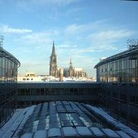 Das Foto wurde bei Dorint Hotel am Heumarkt Köln von James R. am 12/8/2012 aufgenommen