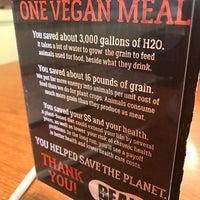 1/2/2017にMarian K.がBEAN Vegan Cuisineで撮った写真