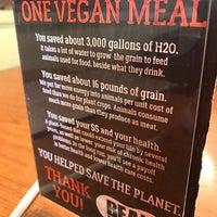 12/29/2016にMarian K.がBEAN Vegan Cuisineで撮った写真
