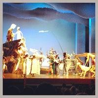 Foto tomada en Teatro Renault por Leandro R. el 4/5/2013