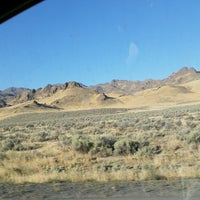 Photo taken at Button Point, NV by Paul B. on 9/2/2014