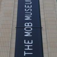Снимок сделан в The Mob Museum пользователем Morgan W. 5/3/2013