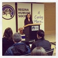 Regina Humane Society - Regina, SK