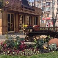 10/15/2013 tarihinde Anna Z.ziyaretçi tarafından Бумбараш'de çekilen fotoğraf