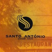 Das Foto wurde bei Santo Antônio Restaurante e Churrascaria von Falcão A.K.A Caofal am 11/12/2012 aufgenommen