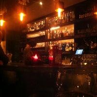 12/31/2012 tarihinde Jeff M.ziyaretçi tarafından Bistro Bohem'de çekilen fotoğraf