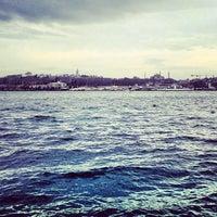 Снимок сделан в Karaköy Rıhtım пользователем Didem C. 3/11/2013