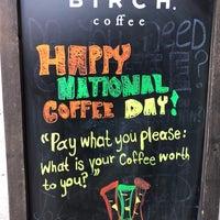 Foto scattata a Birch Coffee da Mitchell L. il 9/29/2018