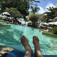 Photo Taken At Peninsula Beach Resort Bali By Dean W On 6 9