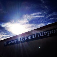 Das Foto wurde bei Monterey Regional Airport (MRY) von Melinda M. am 11/23/2013 aufgenommen