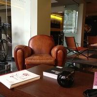 Photo prise au Hotel Miró par P M. le7/12/2013
