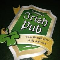 Foto tomada en Dublin's Irish Pub por Twitter: @. el 1/20/2013