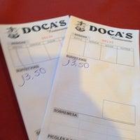 Foto tirada no(a) Doca's Restaurante por Marcos Paulo F. em 1/28/2013