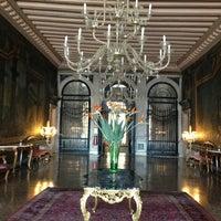 6/7/2013에 Micaela S.님이 Ca' Sagredo Hotel Venice에서 찍은 사진