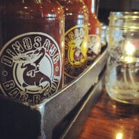 Foto diambil di Dinosaur Bar-B-Que oleh Jen C. pada 9/17/2012