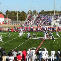 Biloxi High School Stadium Football Stadium In North Biloxi
