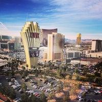 Снимок сделан в LVH - Las Vegas Hotel & Casino пользователем David B. 1/9/2013