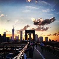 Das Foto wurde bei Brooklyn Bridge von Brian B. am 5/17/2013 aufgenommen