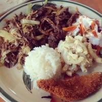 Das Foto wurde bei Waikikie Hawaiian BBQ von Yoshiko S. am 4/12/2013 aufgenommen