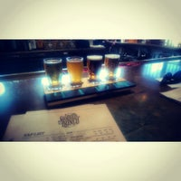 Photo taken at Mother Bunch Brewing by Angie I. on 9/20/2014