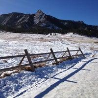 Foto tomada en Chautauqua Trail por Topher A. el 1/3/2013