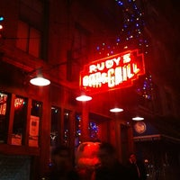 Menu - Rudy's Bar & Grill - Hell's Kitchen - 273 tips from