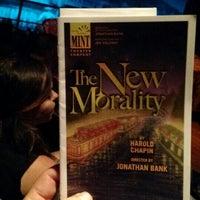 Снимок сделан в Mint Theater Company пользователем Eric N. 9/26/2015