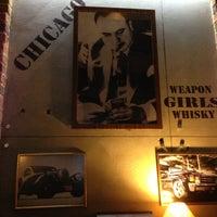 Снимок сделан в Capone Bar пользователем ʌⓔ☓@💫Bⓐɹʍ@ⓝ🗿 4/28/2013