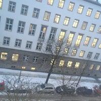 Das Foto wurde bei Hochschule für Wirtschaft und Recht (HWR) von Tina R. am 12/12/2012 aufgenommen