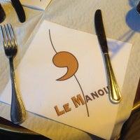 Photo prise au Le Manoir par Arda Y. le10/26/2012