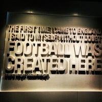 6/28/2013에 flor c.님이 National Football Museum에서 찍은 사진