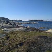 Stora Amundön Beach In Askim Frölunda Högsbo