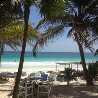 Photo prise au Be Tulum par Liz le9/28/2012