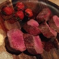 Снимок сделан в Мясо пользователем Julia V. 3/1/2013