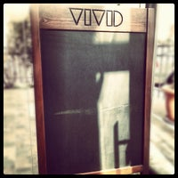 12/6/2012にAlaa T.がVivid Restaurant & Cafe Loungeで撮った写真