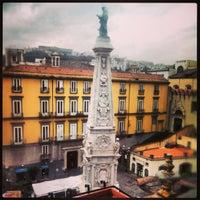 Foto scattata a Piazza San Domenico Maggiore da Antonio D. il 1/15/2013