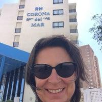 Foto tomada en Hotel RH Corona del Mar Benidorm por Dominique D. el 6/13/2018