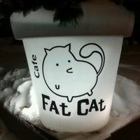 Снимок сделан в Fat Cat пользователем Elena D. 1/30/2013