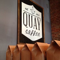 Foto scattata a Quay Coffee da Caleb L. il 9/13/2013