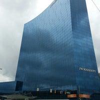 4/11/2013にMichael &.がJW Marriott Indianapolisで撮った写真