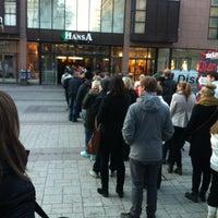 Foto scattata a Kauppakeskus Hansa da Enni A. il 4/11/2013