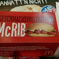 Photo prise au McDonald's par Uwe M. le10/16/2016