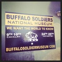Foto scattata a buffalo soldiers national museum da Rahsan D. il 8/8/2013