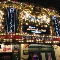 1/3/2013にMax C.がRipley's Believe It Or Not! Times Squareで撮った写真